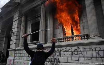 ¿Qué implica la Carta Democrática? que Giammattei solicitó hoy a la OEA