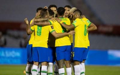 Brasil imparable en las eliminatorias