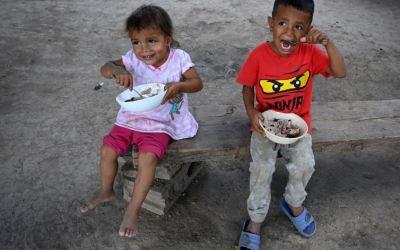 SICA: 7.3 millones de personas están en emergencia de inseguridad alimentaria aguda en Triángulo Norte