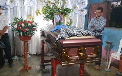 Esto confirma el Inacif sobre la causa de muerte de la niña, Sharon Figueroa