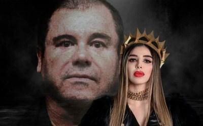 """Arrestan a la esposa de """"El Chapo"""" Guzmán. La exreina de belleza está acusada de narcotráfico"""