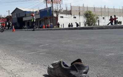 Fatal accidente deja un motorista muerto en la ruta Xela-San Juan