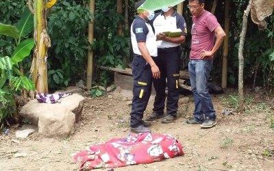 Cuatro niños caen a pozo y mueren ahogados en, Suchitepéquez, Guatemala