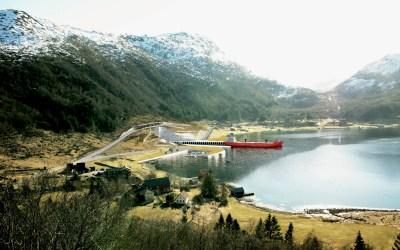 Así es el impresionante túnel para barcos que construirá Noruega