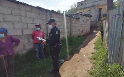 Asesinan a pareja en la zona 5 de Quetzaltenango