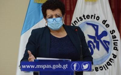Guatemala reporta 1 mil 590 nuevos casos de COVID-19 y está a un paso de los 200 mil contagios