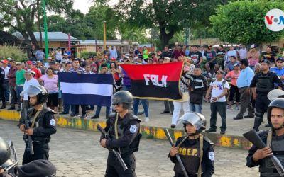 """""""Ortega está prácticamente cancelando las elecciones"""" dicen opositores en Nicaragua"""
