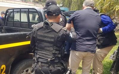 Guatemala: Capturan a salvadoreño señalado de violación y a quien le tramitó un DPI falso en el RENAP