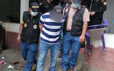 Hombre detenido por atacar a balazos a su hermana