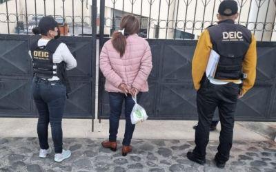 Arrestan a «Doña Mary» y rescatan a mujeres quienes eran explotadas sexualmente