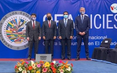 El Salvador anula convenio con Comisión Anticorrupción de la OEA