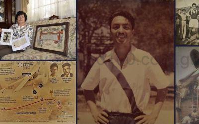 Hace 70 años murió, en un accidente aéreo en Xela, Mario Camposeco