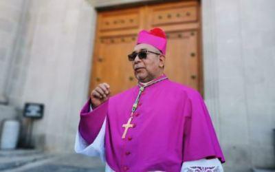 Asume obispo auxiliar de la Arquidiócesis de Los Altos