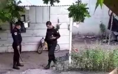 Capturan a hombre señalado de asesinar con machete a su esposa y sus dos hijos en Zacapa