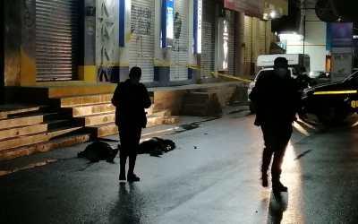 Ataque armado en la zona 7 de Xela deja dos hombres fallecidos