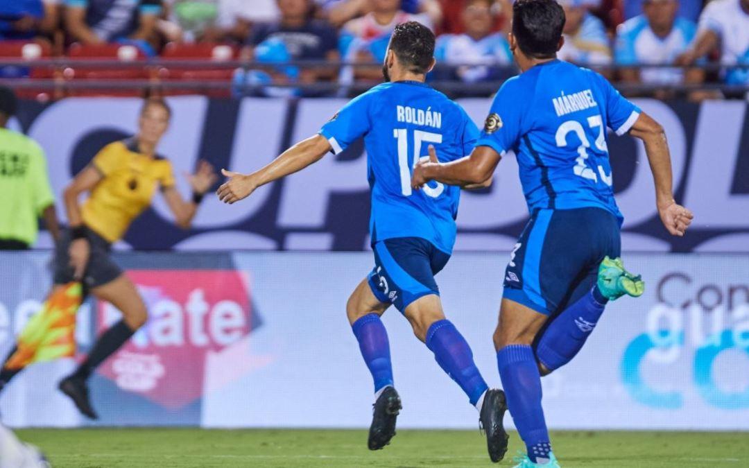 «Los goles alcanzan, cuando nadie se los roba», Nayib Bukele, luego de la derrota 2-0 de Guatemala ante El Salvador