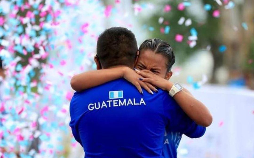 Atletismo: Guatemaltecos consiguen medallas y nuevas marcas en Costa Rica