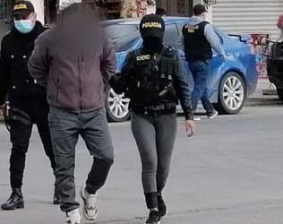 Arrestan a exconcejal y extesorero de la Muni de Sibilia por sustraer cerca de Q2 millones