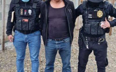 Arrestan a exintegrantes del Concejo de Chicamán