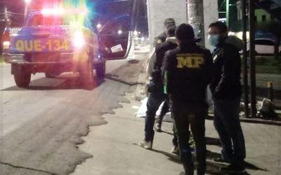 En menos de 10 horas mueren dos personas por accidentes de tránsito en Xela