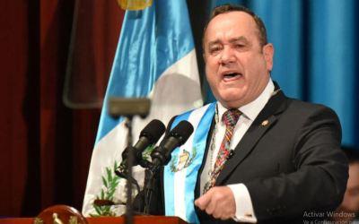 Encuesta: Alejandro Giammattei entre los peores presidentes de Latinoamérica