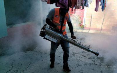 Honduras: ni el COVID-19 ni el dengue dan tregua