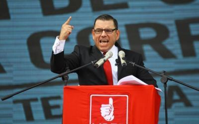 CSJ deniega petición de empresas vinculadas a Manuel Baldizón por extinción de propiedades