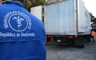 Guatemala reporta 3 mil 275 nuevos casos de COVID-19