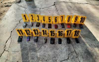 PNC arresta a 17 presuntos integrantes de banda dedicada al robo de motocicletas