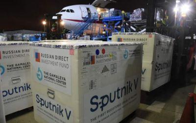 Llega a Guatemala el sexto lote de las vacunas Sputnik V