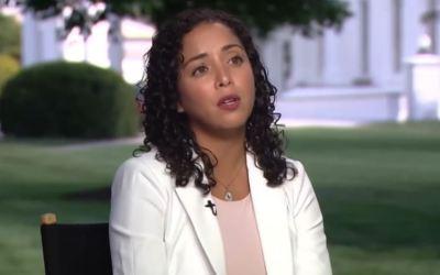 Luisana Pérez: la venezolana al frente de los medios hispanos en la Casa Blanca