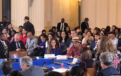 Bachelet apunta a Nicaragua por «impunidad» en casos de indígenas asesinados