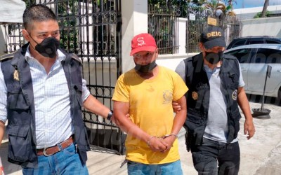 Hombre capturado en Coatepeque al ser señalado de violar a su sobrina de 13 años de edad