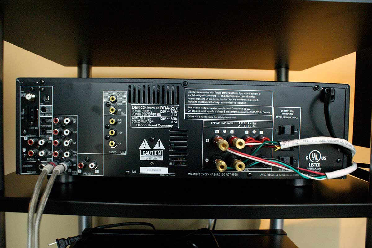hight resolution of how to connect a stereo system stereo barn
