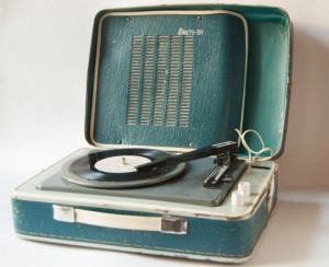 old-record-player