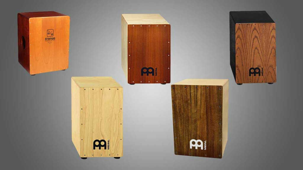 Best Cajon Drums For The Money – Buyer's Guide
