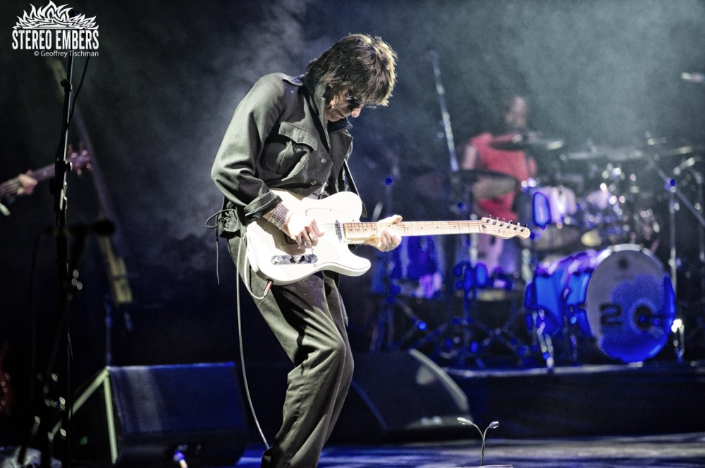 medium resolution of jeff beck releases lyric video for live in the dark