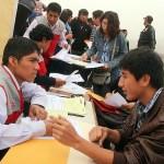 Hasta el 24 de julio jóvenes podrán participar de campaña de empleo