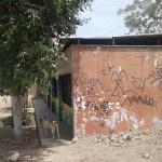 """Piden apoyo de muro de contención en colegio inicial """"mi nuevo amanecer de tablada antigua"""