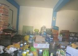 """Colectivo ciudadano """"Villa pone el hombro"""" recolectó 4 toneladas de ayuda para 5 mil damnificados"""