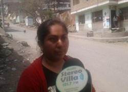 "Pobladores de ""Nadine Heredia"" piden ordenanza para visación de planos"