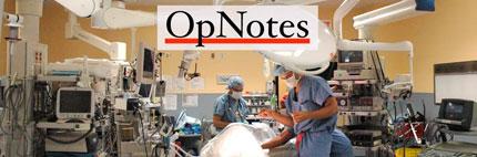 OpNotes.com