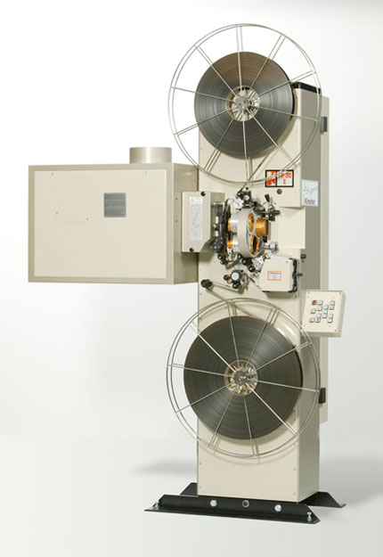 A Kinoton movie projector