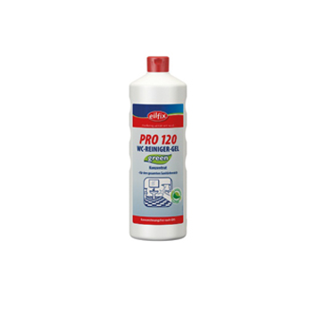 WC-Reiniger Gel | Eilfix Pro 120 Green 1L