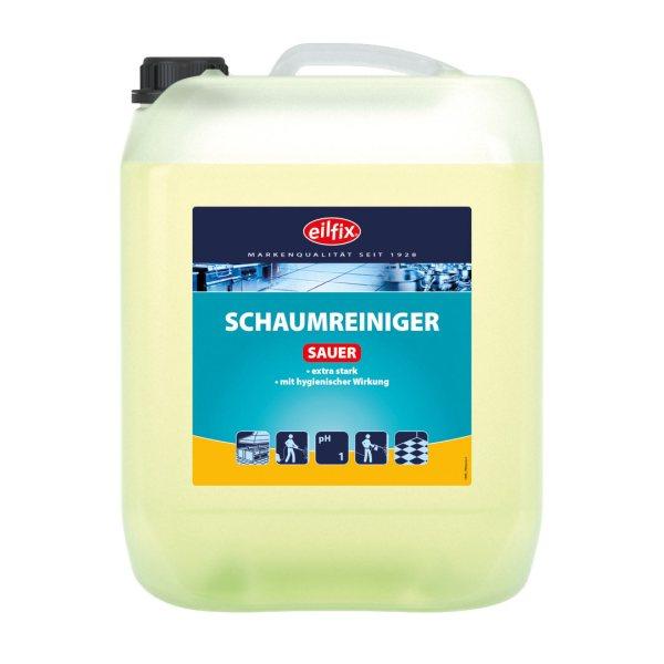 Eilfix Schaumreiniger sauer 12 kg