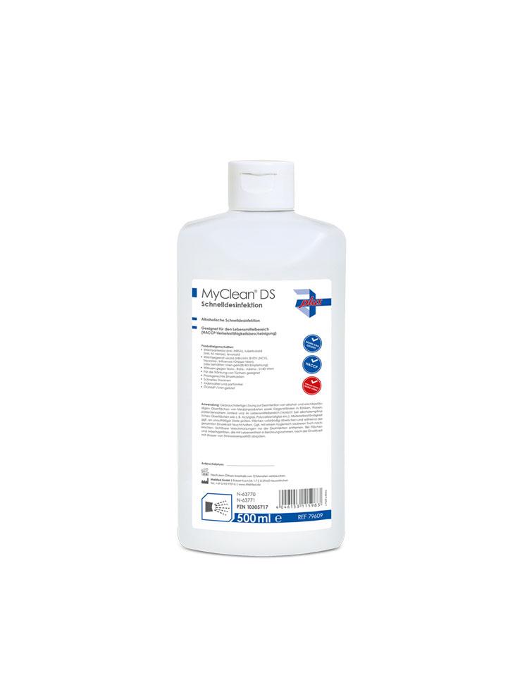 MaiMed® MyClean DS 500 ml | alkoholische Schnelldesinfektion