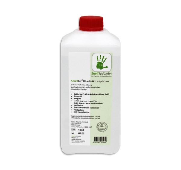 SterilTec Hände-Antisepticum 1 L 1