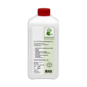 SterilTec Hände-Antisepticum 1 L 8