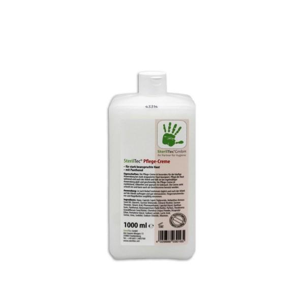 SterilTec Pflege Creme 0,5 L   Gesichtscreme und Handcreme