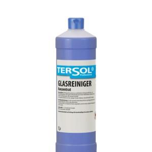 Tersol Glasreiniger 1 L | Fensterreiniger Konzentrat - für alle Glas- und Kunststoffoberflächen